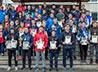 Краснотурьинские школьники поучаствовали в «Русском силомере»