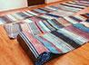 Воспитанников летнего оздоровительного лагеря научили ткать половики