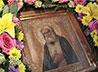В день памяти преподобного Серафима архипастырь возглавил богослужение в храме п. Пионерский