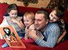 В Успенском соборе учат уважению к семейным традициям