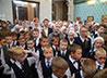 Православные учащиеся Екатеринбурга встретили новый учебный год в Храме-на-Крови