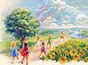 Литературный конкурс для детей и юношества «Лето Господне» открывает пятый сезон