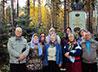 Ветераны-сотрудники СИЗО-1 посетили с экскурсией Ганину Яму