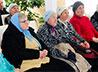 День пожилых людей в Пантелеимоновском храме отпраздновали с песнями