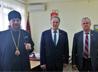 Епископ Алексий провел рабочую встречу с председателем Нижнетагильской городской Думы