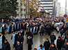 Крестный ход 4 ноября в Екатеринбурге собрал более 5000 человек