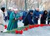 Владыка Евгений возложил цветы к памятнику маршалу Советского Союза Г.К. Жукову