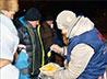 Волонтеры Службы милосердия встретили Великий пост душевной акцией