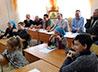 Ученики воскресной школы «Светочъ» поучаствовали в игре «Православный воин»