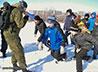 Казаки-исетцы провели для кадет военно-патриотические сборы