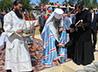 Глава митрополии совершил чин закладки детского сада в поселке Монетном