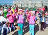 Большой концерт, посвященный детям, провели в Талице