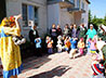 В День защиты детей подарки получили и воспитанники Дома ребенка при ИК-6