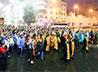 В ночь с 16 на 17 июля в Екатеринбурге состоится большой Крестный ход в память свв. Царственных Страстотерпцев