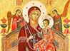 Прихожане Успенского собора посетили чудотворную икону «Всецарица» в Тарасково