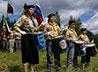 Команда уральцев завоевала главный кубок всероссийского слета добровольцев «Русь»