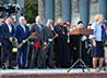 Протоиерей Максим Миняйло принял участие в траурной церемонии, посвященной Дню солидарности в борьбе с терроризмом