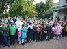 День знаний ученики Православной гимназии Нижнего Тагила и их родители встретили вместе