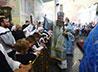В День знаний глава Екатеринбургской митрополии совершил праздничную Литургию и молебен
