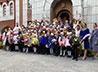 Православная гимназия им. Патриарха Алексия Второго открыла двери для школьников
