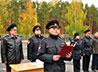 Присягу сотрудника органов внутренних дел России приняли курсанты 1 курса УрЮИ МВД России