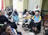 В обители милосердия организовали просмотр фильма «Утерянная добродетель»