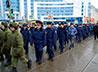 Сотрудники ГУФСИН России по Свердловской области приняли участие в массовом Крестном ходе