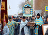День народного единства первоуральцы отметили юбилейным крестным ходом