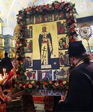 7 декабря – пятилетие со дня образования Екатеринбургской митрополии