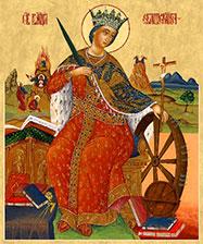 Что нас ждет интересного на праздник святой Екатерины - покровительницы города