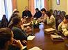 Учебную поездку в Марфо-Мариинскую обитель совершили сотрудники центра «Колыбель»