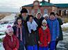 Тавдинские школьницы посетили Свято-Никольскую обитель г. Туринска