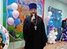 Серовский священник поздравил детский сад «Сказка» с юбилеем