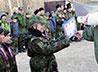 Командные соревнования по военно-прикладным видам спорта посвятили Дню Победы