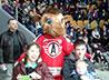 Особые дети побывали на хоккейном «Матче Звезд»