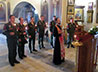 Военнослужащие Регионального управления военной полиции посетили Иоанно-Предтеченский собор