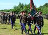Завершились военно-полевые сборы кадет в деревне Беленичное
