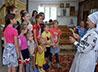 Воспитанницы приходской школы «Отроковица» проводят каникулы с пользой