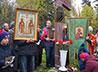 Жители Верхней Салды прошли крестным ходом к месту упокоения верхнесалдинского святого
