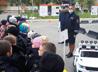 Правила безопасности на дорогах екатеринбургские кадеты изучают на практике