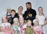 Православная служба милосердия помогла обновить дом семье с 9 детьми