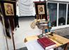 Мемориальную доску генералу Е.В. Богдановичу открыли в приходе св. Екатерины
