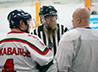 Священник из Косулино в свободное от служб время судит хоккейные матчи