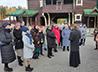 Преподаватели модуля «Основы православной культуры» посетили Ганину Яму