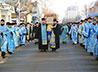 Тысячи екатеринбуржцев прошли 4 ноября крестным ходом в честь Казанской иконы Божией Матери