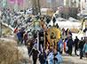 День народного единства и Казанской иконы Божией Матери первоуральцы отметили крестным ходом