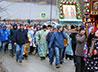Первоуральцы отметили День народного единства крестным ходом