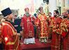 Восемь архиереев, в том числе из Сирии и Украины, собрались на праздник небесной покровительницы Екатеринбурга