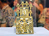 В музее Детского просветительского центра на Семи Ключах открылась выставка «Святое литье»