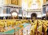 Епископ Мефодий в сонме архипастырей РПЦ сослужил Святейшему Патриарху всея Руси Кириллу